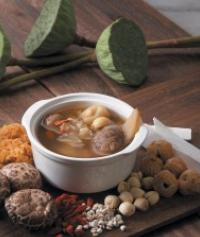 8 Precious sweet soup